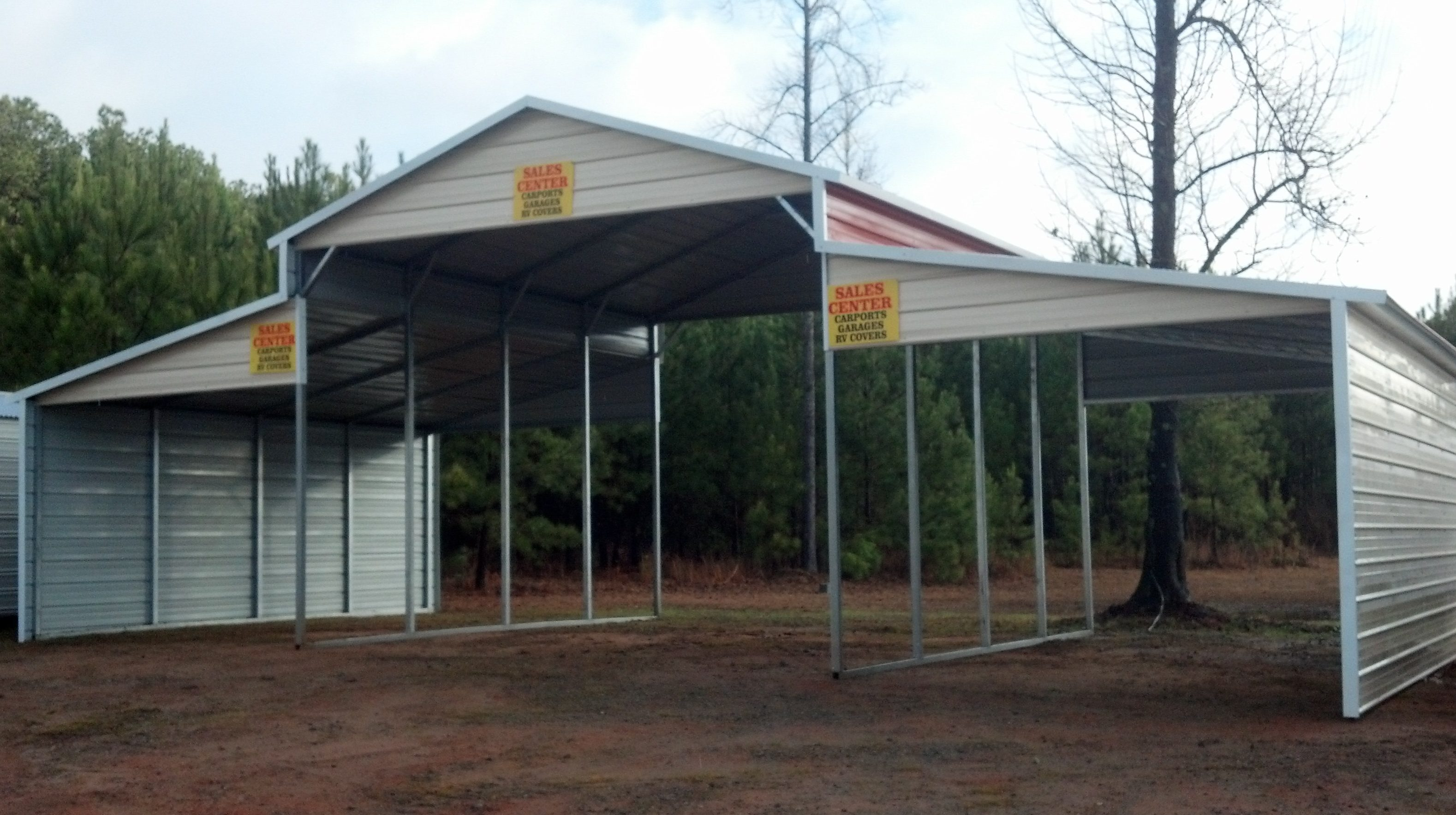 Triple wide carports, triple wide metal carport georgia