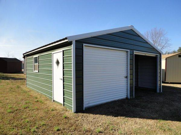Metal Buildings and Metal garages Georgia