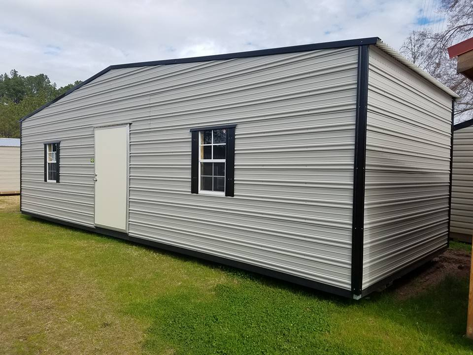 Metal storage shed georgia