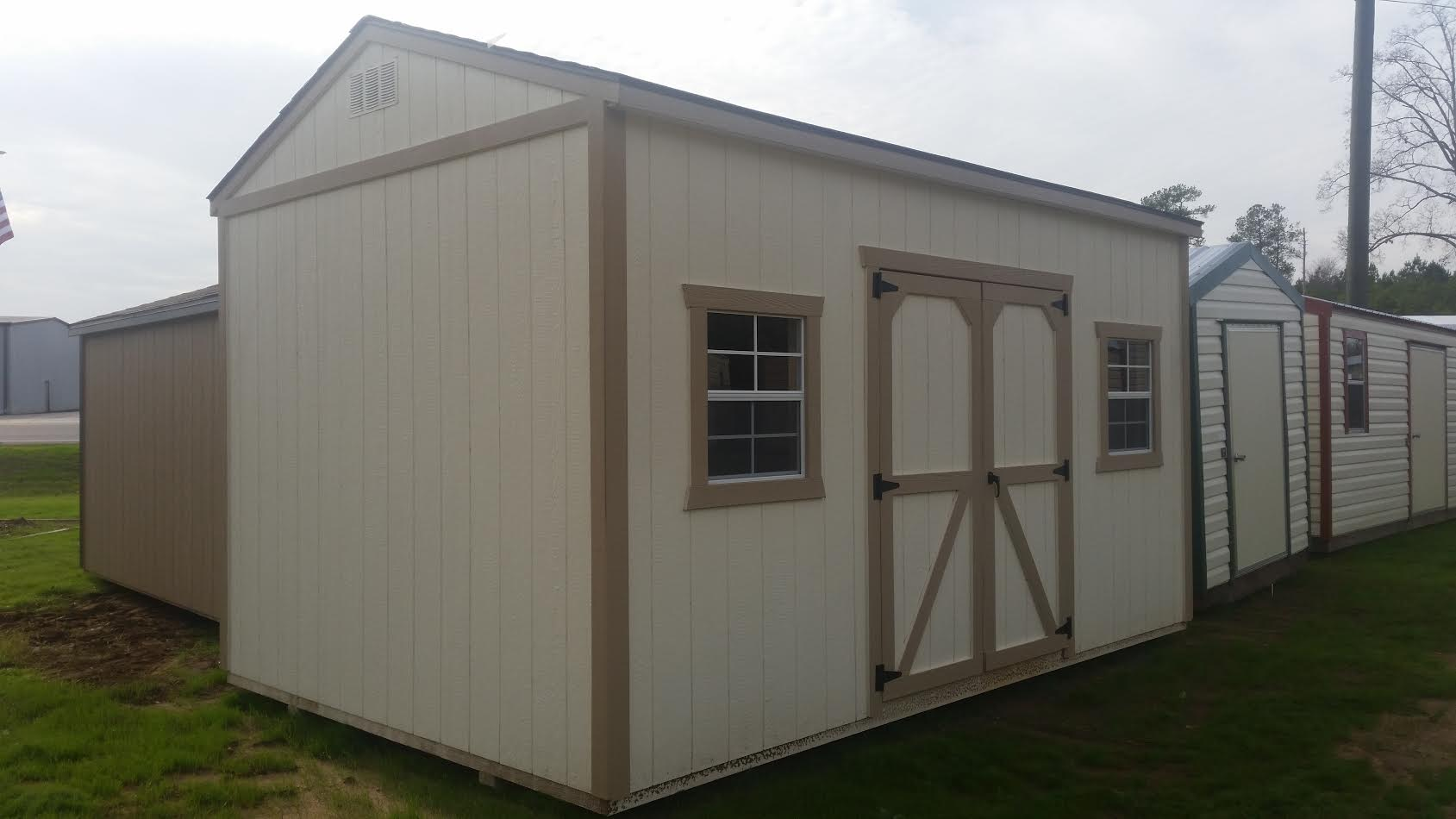Portable Storage Sheds Jackson GA l Outdoor Options